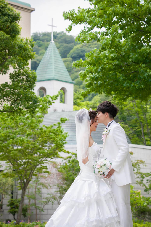 【公式】姫路市近郊にある森の中の結婚式|ホテルサンシャイン青山